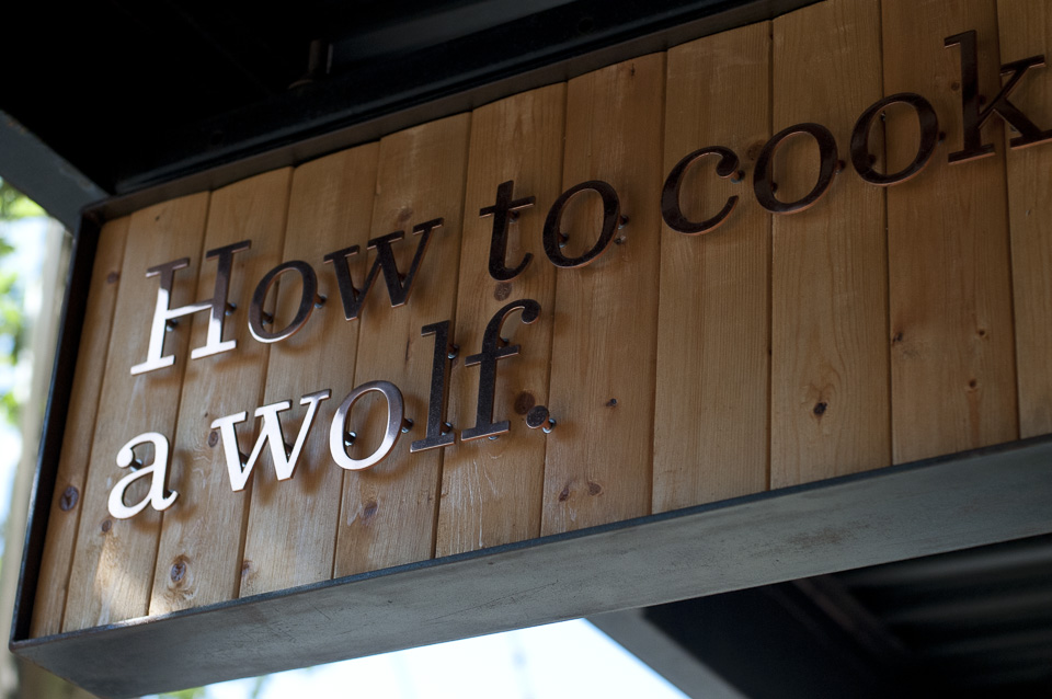 How To Cook A Wolf Ethan Stowell Restaurants Seattle