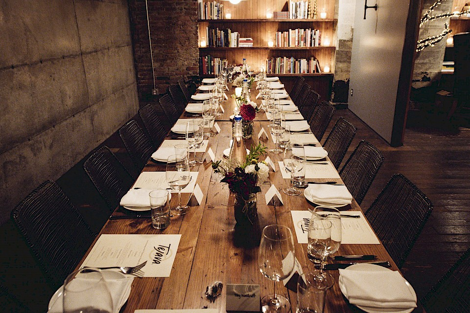 Private Dining Rooms Seattle Groups & Parties  Ethan Stowell Restaurants  Seattle