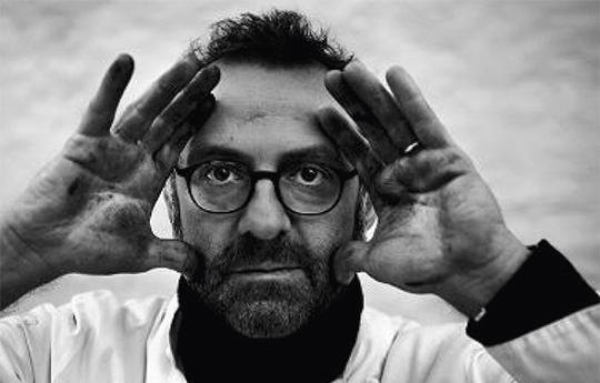 photo via osteriafrancescana.it