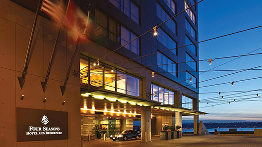 Partnership With Four Seasons Hotel Seattle We Ll Be Creating A New Restaurant Concept To Replace Art Lounge Set Open In Late Spring